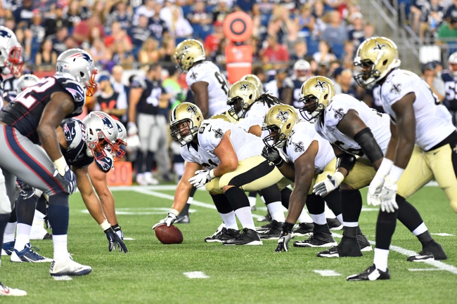 New Orleans Saints vs. New England Patriots - 9/17/17 NFL Pick, Odds, and Prediction