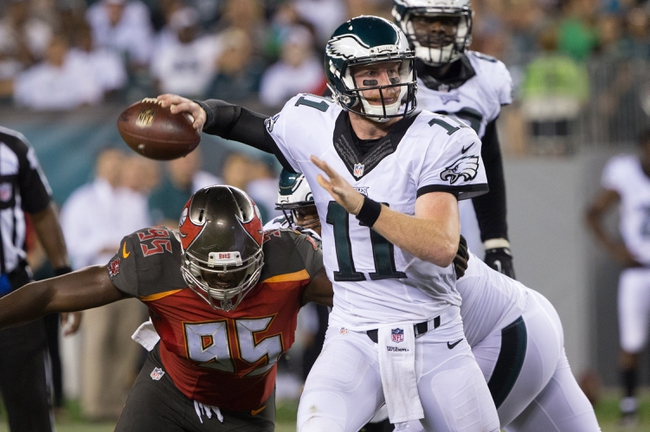 Philadelphia Eagles vs. Cleveland Browns - 9/11/16 NFL Pick, Odds, and Prediction