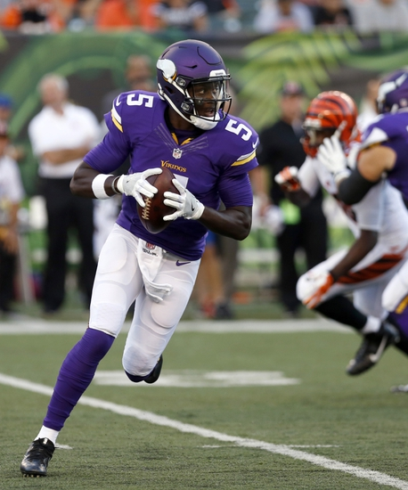 Minnesota Vikings at Seattle Seahawks - 8/18/16 NFL Pick, Odds, and Prediction