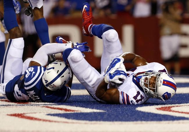 Indianapolis Colts at Buffalo Bills - 12/10/17 NFL Pick, Odds, and Prediction