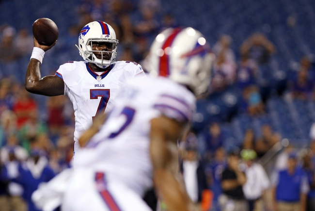 Buffalo Bills vs. New York Giants - 8/20/16 NFL Pick, Odds, and Prediction