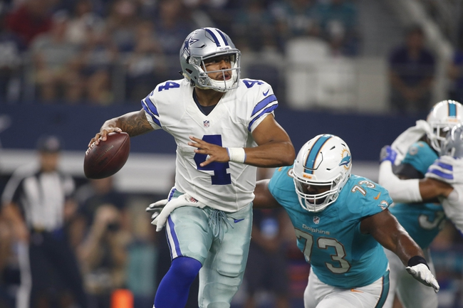 Seattle Seahawks vs. Dallas Cowboys - 8/25/16 NFL Pick, Odds, and Prediction