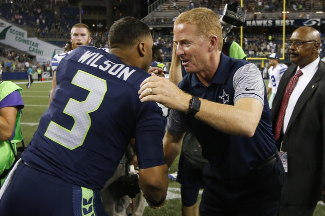 Dallas Cowboys vs. Seattle Seahawks - 12/24/17 NFL Pick, Odds, and Prediction