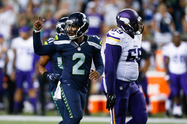 Minnesota Vikings at Seattle Seahawks- 8/18/17 NFL Pick, Odds, and Prediction
