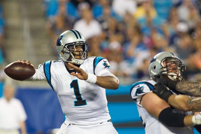 Carolina Panthers at Denver Broncos- 9/8/16 NFL Pick, Odds, and Prediction