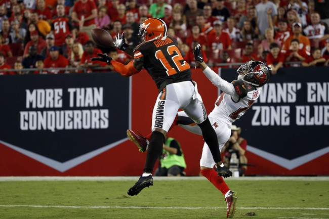 Chicago Bears at Cleveland Browns - 9/1/16 NFL Pick, Odds, and Prediction