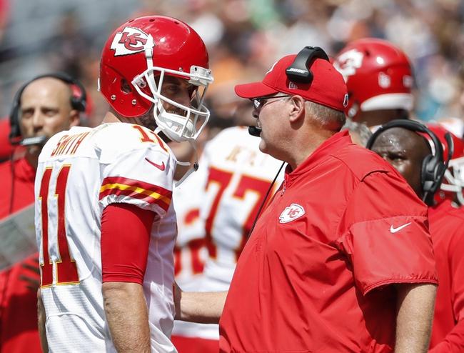 Kansas City Chiefs vs. Jacksonville Jaguars - 11/6/16 NFL Pick, Odds, and Prediction