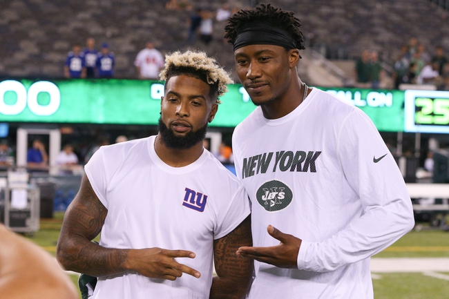 Top 5 Wide Receive Duos this 2017-2018 NFL Season