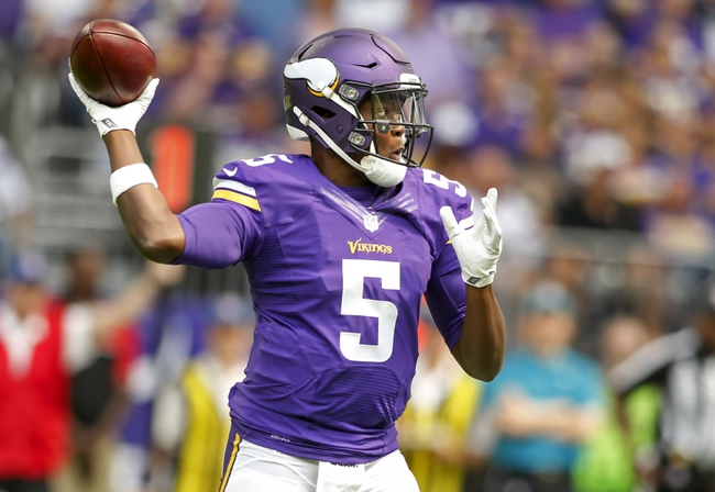 Minnesota Vikings 2017 NFL Preview, Schedule, Prediction, Depth Chart