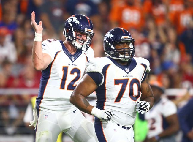 Denver Broncos vs. Arizona Cardinals - 8/31/17 NFL Pick, Odds, and Prediction
