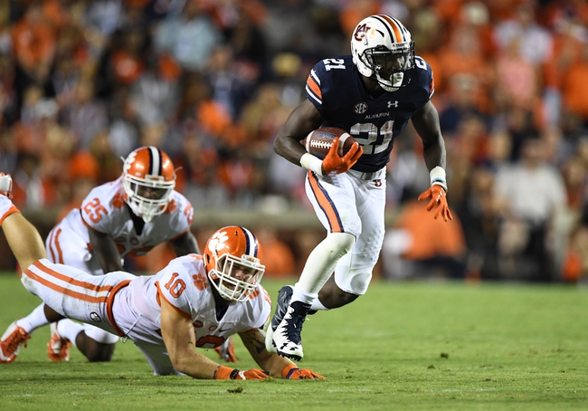 Clemson vs. Auburn - 9/9/17 College Football Pick, Odds, and Prediction