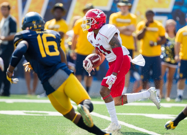 West Virginia vs. Youngstown State - 9/8/18 College Football Pick, Odds, and Prediction