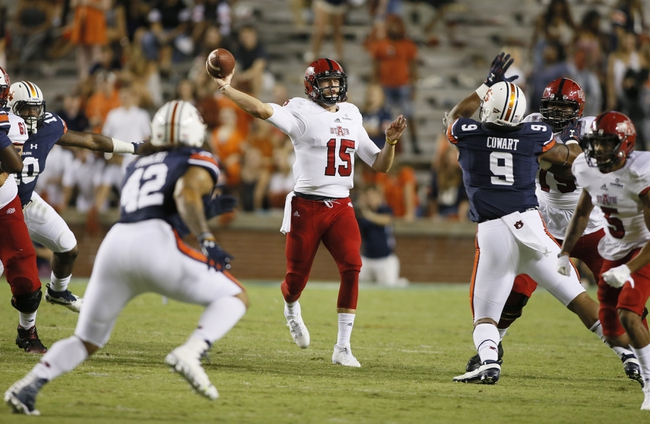 Arkansas State vs. New Mexico State - 11/12/16 College Football Pick, Odds, and Prediction