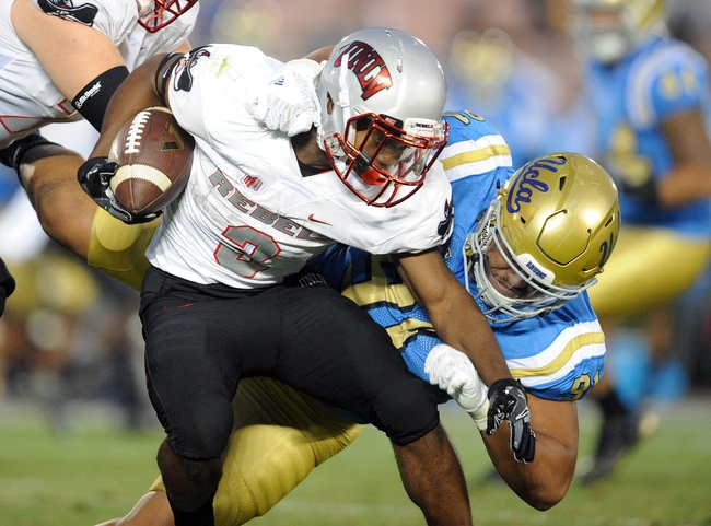 UNLV vs. San Jose State - 9/30/17 College Football Pick, Odds, and Prediction