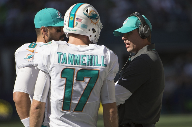 Miami Dolphins 2017 NFL Preview, Schedule, Prediction, Depth Chart