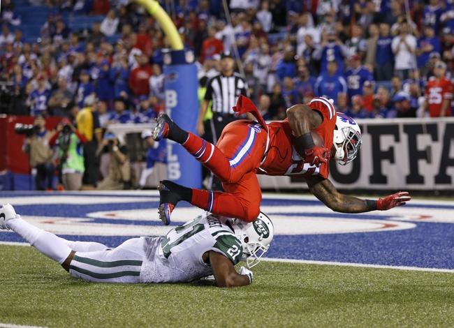 New York Jets vs. Buffalo Bills - 1/1/17 NFL Pick, Odds, and Prediction