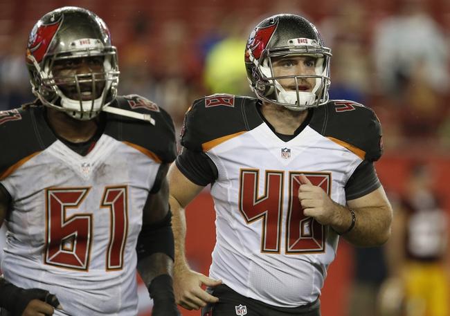 Tampa Bay Buccaneers vs. Washington Redskins - 8/31/17 NFL Pick, Odds, and Prediction