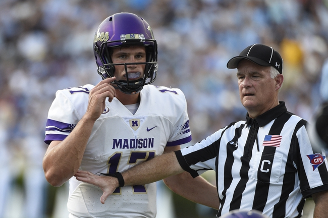 Youngstown State vs. James Madison - 1/7/17 College Football Pick, Odds, and Prediction