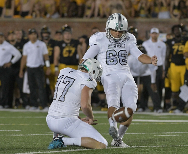 Eastern Michigan Eagles 2017 College Football Preview, Schedule, Prediction, Depth Chart