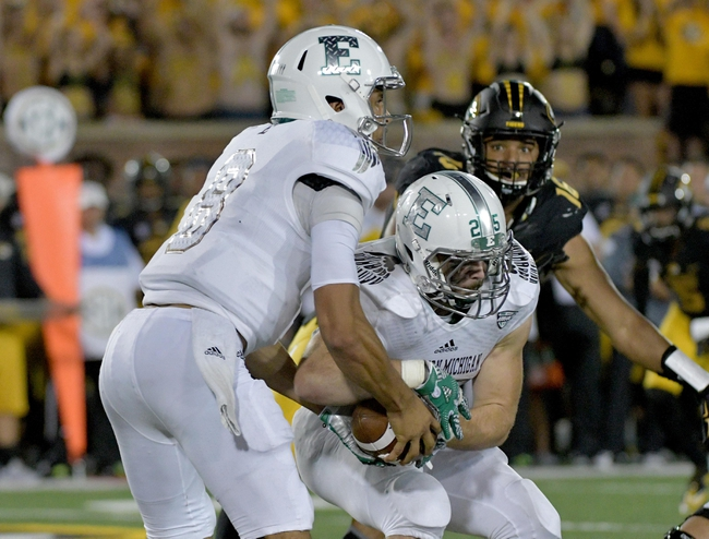 Eastern Michigan vs. Monmouth-New Jersey - 8/31/18 College Football Pick, Odds, and Prediction
