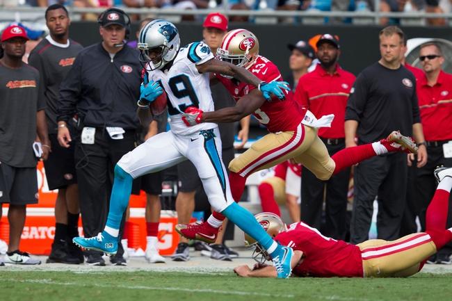 Carolina Panthers at San Francisco 49ers - 9/10/17 NFL Pick, Odds, and Prediction