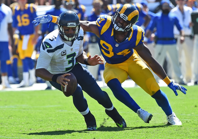 Seattle Seahawks vs. Los Angeles Rams - 12/15/16 NFL Pick, Odds, and Prediction