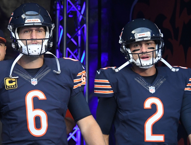 Chicago Bears vs. Minnesota Vikings - 10/31/16 NFL Pick, Odds, and Prediction