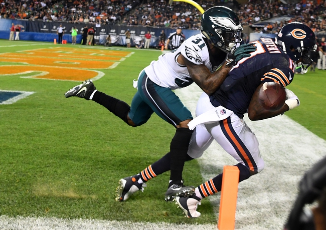 Chicago Bears at Philadelphia Eagles - 11/26/17 NFL Pick, Odds, and Prediction