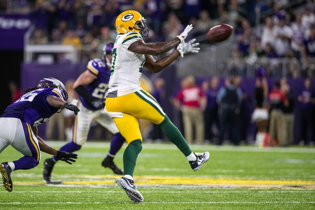 Green Bay Packers vs. Minnesota Vikings - 12/24/16 NFL Pick, Odds, and Prediction
