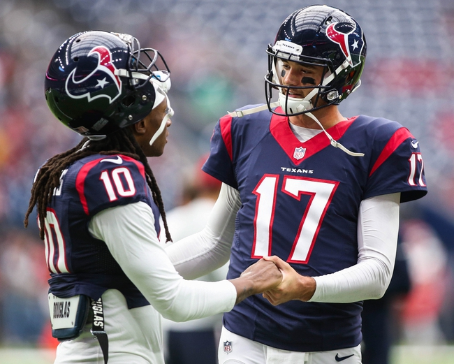 Houston Texans vs. Indianapolis Colts - 10/16/16 NFL Pick, Odds, and Prediction