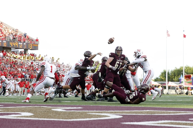 Texas State vs. Idaho - 11/12/16 College Football Pick, Odds, and Prediction