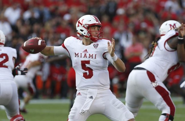 Akron Zips vs. Miami-OH RedHawks - 10/8/16 College Football Pick, Odds, and Prediction