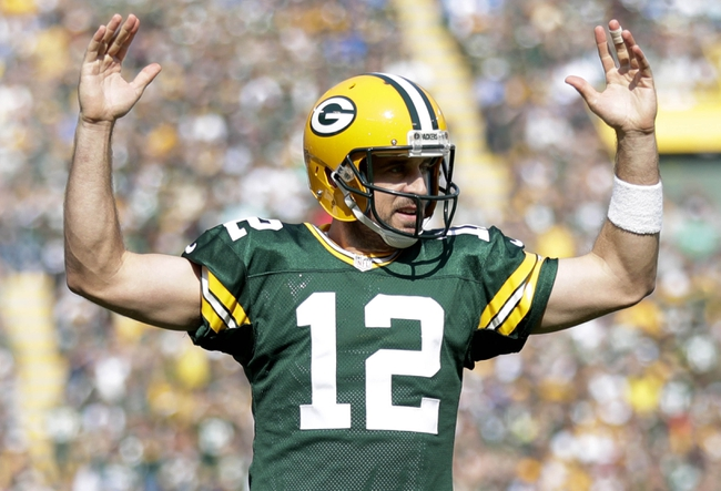 Green Bay Packers vs. New York Giants - 10/9/16 NFL Pick, Odds, and Prediction