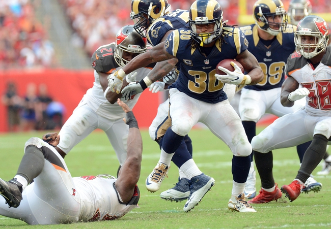 Los Angeles Rams at Arizona Cardinals - 10/2/16 NFL Pick, Odds, and Prediction
