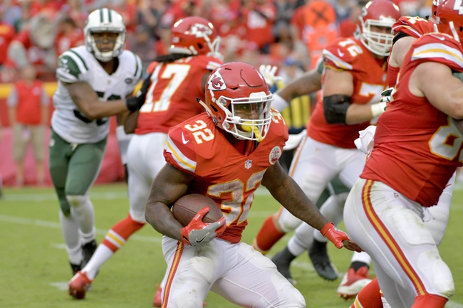 Kansas City Chiefs at New York Jets - 12/3/17 NFL Pick, Odds, and Prediction