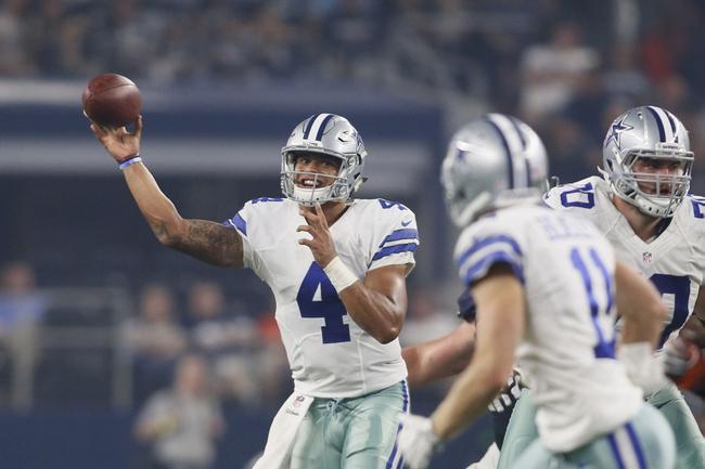 San Francisco 49ers vs. Dallas Cowboys - 10/2/16 NFL Pick, Odds, and Prediction