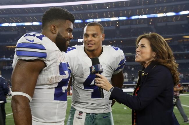 Dallas Cowboys vs. Cincinnati Bengals - 10/9/16 NFL Pick, Odds, and Prediction
