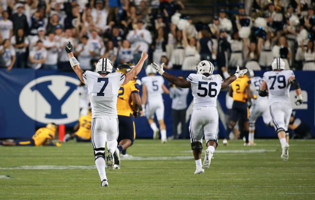 Mississippi State at BYU - 10/14/16 College Football Pick, Odds, and Prediction