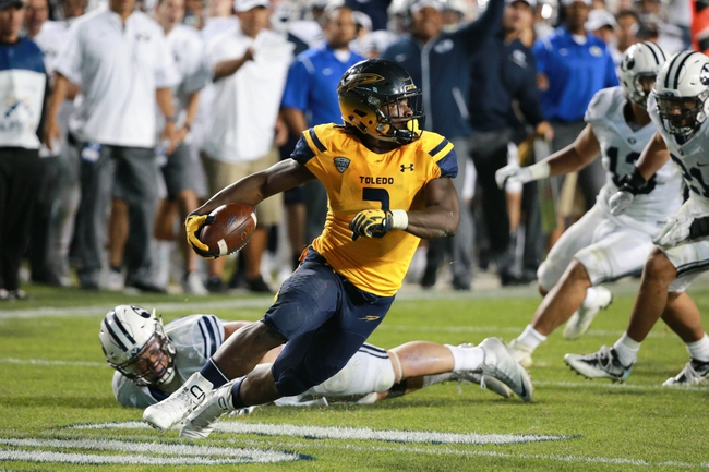 Toledo Rockets vs. Bowling Green Falcons - 10/15/16 College Football Pick, Odds, and Prediction