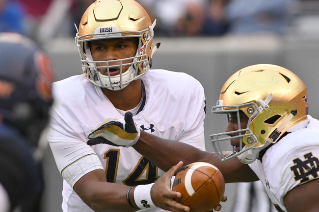 Stanford at Notre Dame - 10/15/16 College Football Pick, Odds, and Prediction