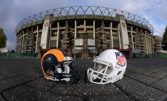 Los Angeles Rams vs. New York Giants - 10/23/16 NFL Pick, Odds, and Prediction