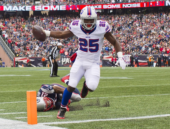 Buffalo Bills at Los Angeles Rams- 10/9/16 NFL Pick, Odds, and Prediction