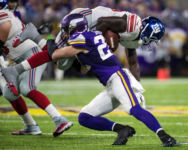 Minnesota Vikings vs. Houston Texans - 10/9/16 NFL Pick, Odds, and Prediction