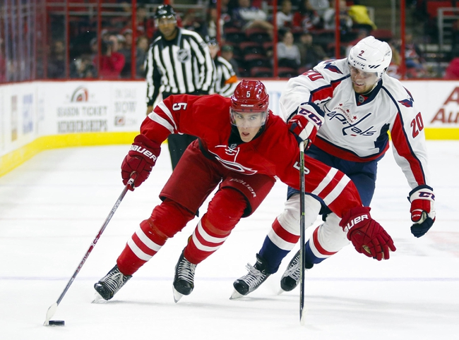 Carolina Hurricanes vs. Washington Capitals - 11/12/16 NHL Pick, Odds, and Prediction