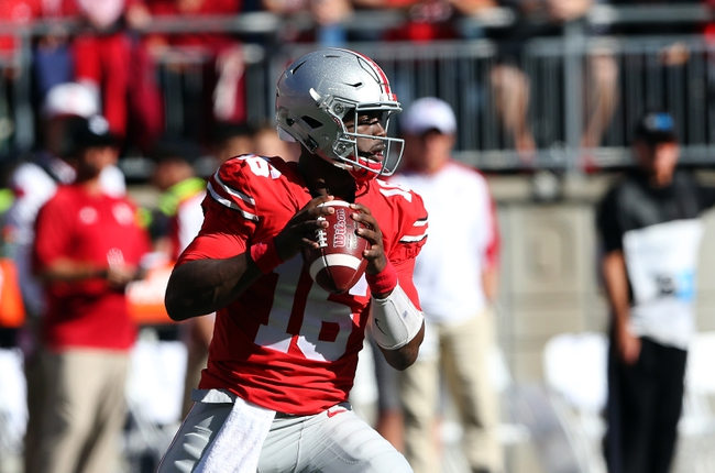 Ohio State Buckeyes at Wisconsin Badgers - 10/15/16 College Football Pick, Odds, and Prediction
