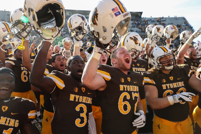 Air Force vs. Wyoming - 11/11/17 College Football Pick, Odds, and Prediction