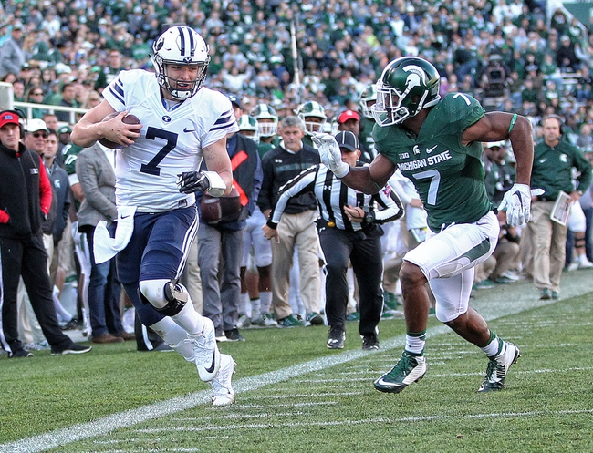 BYU vs. Mississippi State - 10/14/16 College Football Pick, Odds, and Prediction