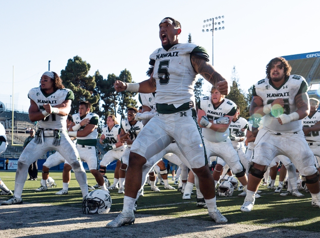 San Jose State vs. Hawaii - 9/29/18 College Football Pick, Odds, and Prediction