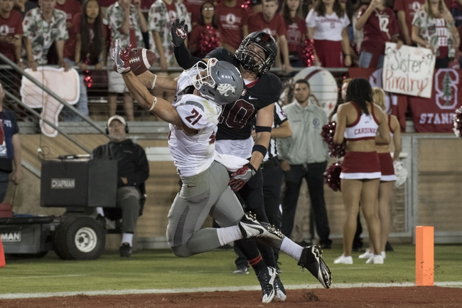 UCLA Bruins at Washington State Cougars - 10/15/16 College Football Pick, Odds, and Prediction