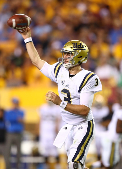 UCLA vs. Texas A&M - 9/3/17 College Football Pick, Odds, and Prediction